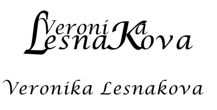 1st attempt - different font